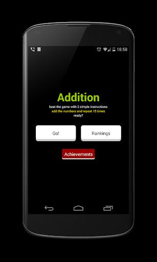 免費下載解謎APP|Addition app開箱文|APP開箱王