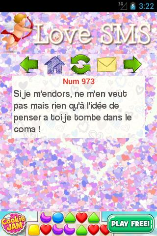 DicoLove SMS d'amour