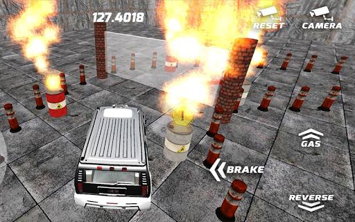 停車場的3D遊戲