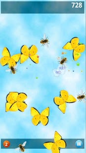 Butterfly Math Lite- screenshot thumbnail