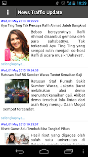 Indonesia News - screenshot thumbnail