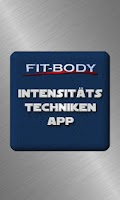 Screenshot of Fitbody Intensitätstechniken
