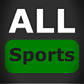 All Sports widget logo