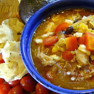 Slow Cooker Meal Two – Fiesta Chicken Stew.