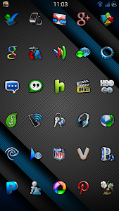 Cobalt Icon Pack screenshot 3