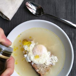 Breakfast Soup.