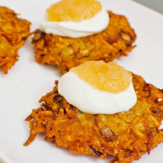 Old Fashioned Latkes.