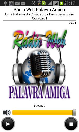 Rádio Web Palavra Amiga