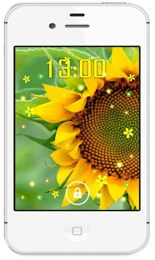 【免費個人化App】Sunflowers Gallery HD LWP-APP點子