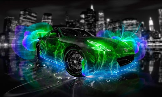 3D Cool Cars Wallpaper APK For Blackberry