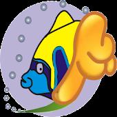 Funny Dots - Fish