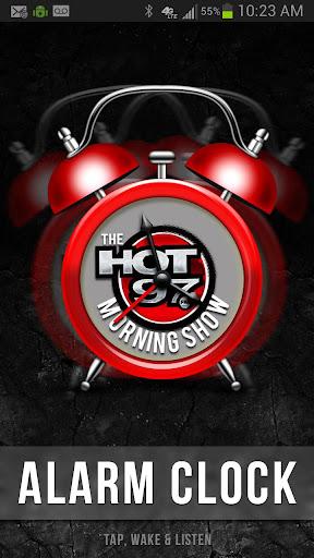 Hot 97 Alarm Clock