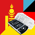 German Mongolian Dictionary icon