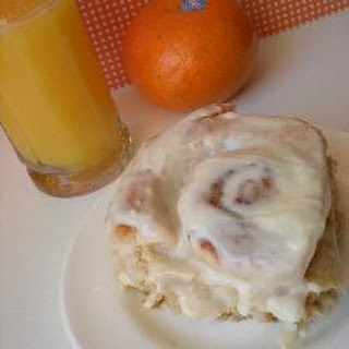 Orange, Cranberry and Cardamom Buns Recipe