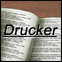 ドラッカー勉強帳 logo