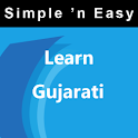 Learn Gujarati by WAGmob logo