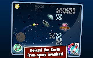 Screenshot of Space Blockade