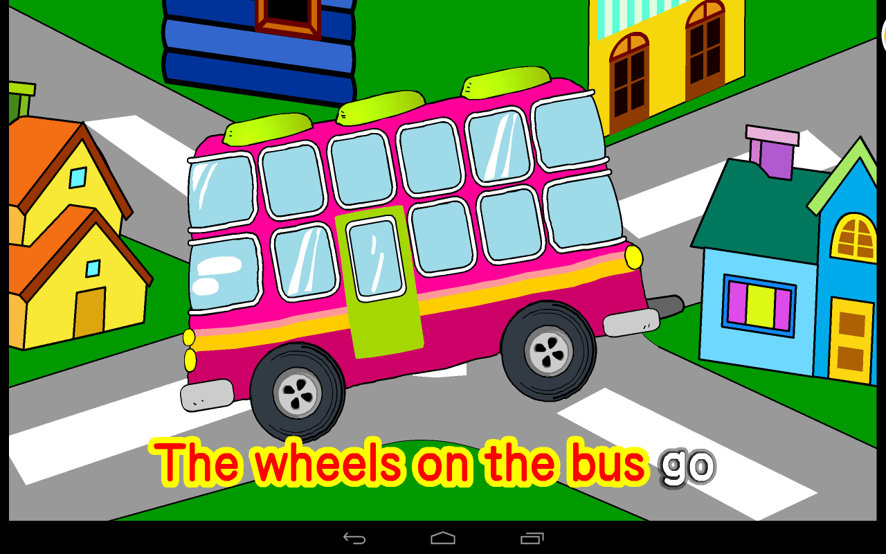 English Nursery Rhymes Free- screenshot