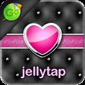 Elegant Pink Heart Keyboard ♥ icon