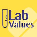 Lab Values pocketcards icon