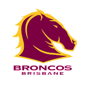 3D Brisbane Broncos Wallpaper
