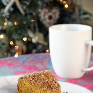 Gluten-Free Pumpkin Crumb Cake