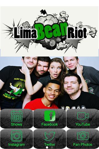 Lima Bean Riot