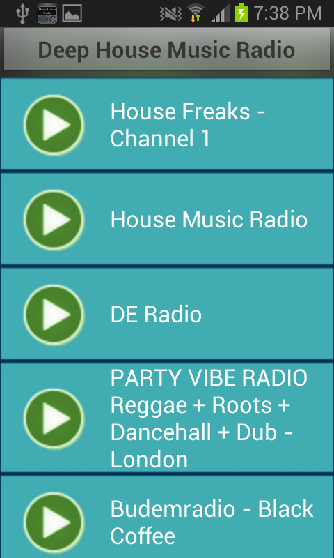 Deep house music radio android apps on google play for House music radio