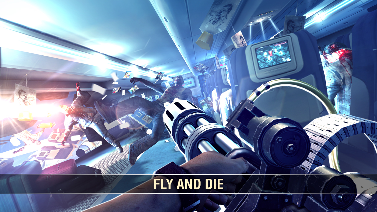 DEAD TRIGGER 2 - screenshot