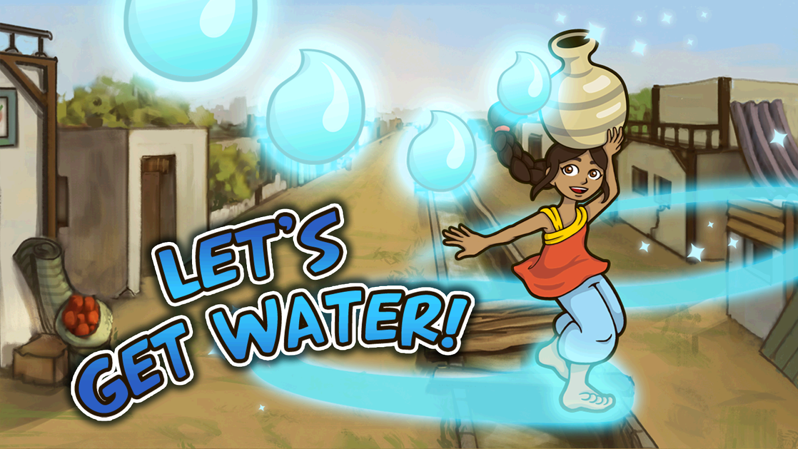 Get Water! - screenshot