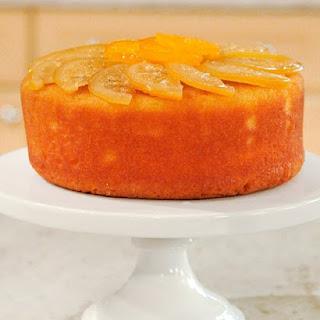 Sour Lemon Cake