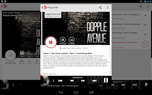 Podcast Player - Free Screenshot 13