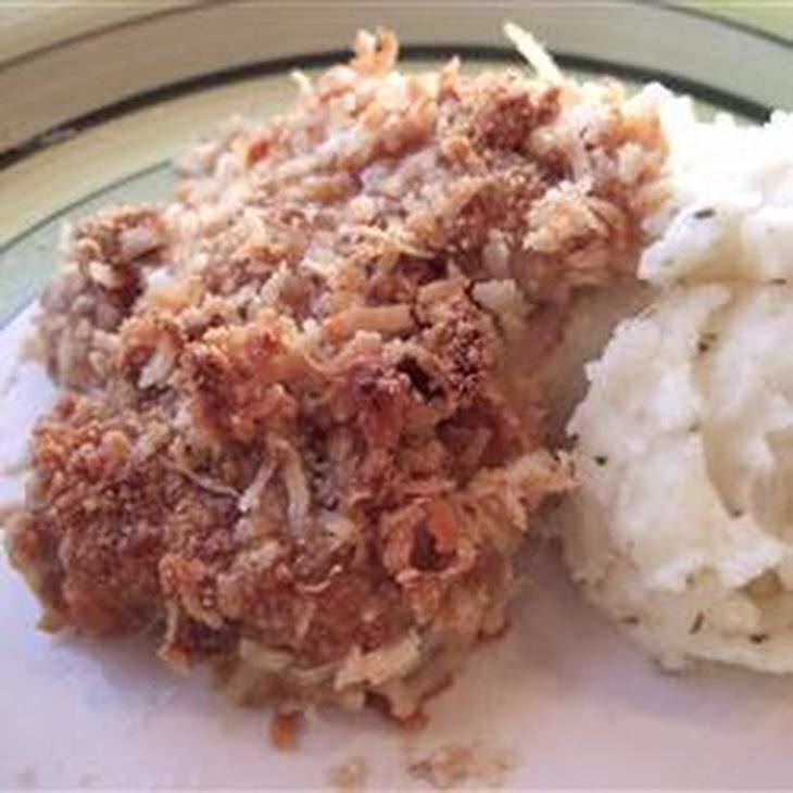 Baked Coconut Chicken Recipe