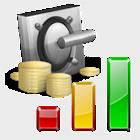 Cash Register Stat icon