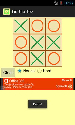 【免費解謎App】Tic Tac Toe-APP點子