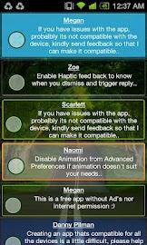 SMS Flash Screenshot 6