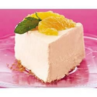 Orange Dream PHILLY Cheesecake.