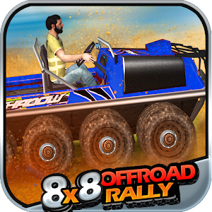 8X8  Offroad rally for Android