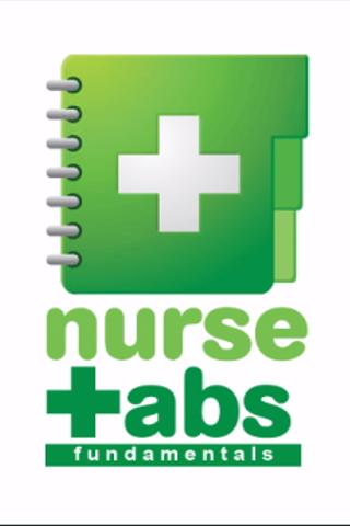 NurseTabs: Fundamentals- screenshot