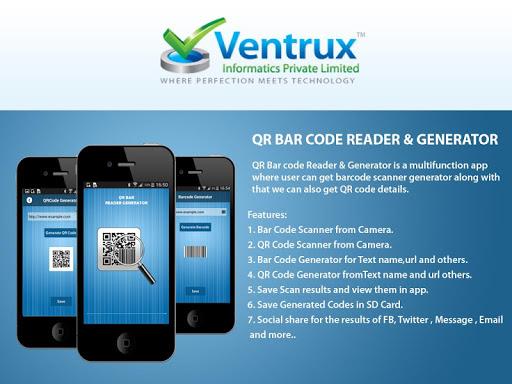 QRCode BarCode Scanner Reader