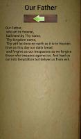 Screenshot of Magic Prayers