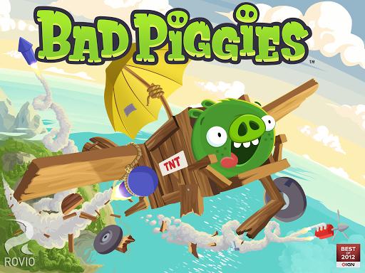 Bad Piggies|玩解謎App免費|玩APPs