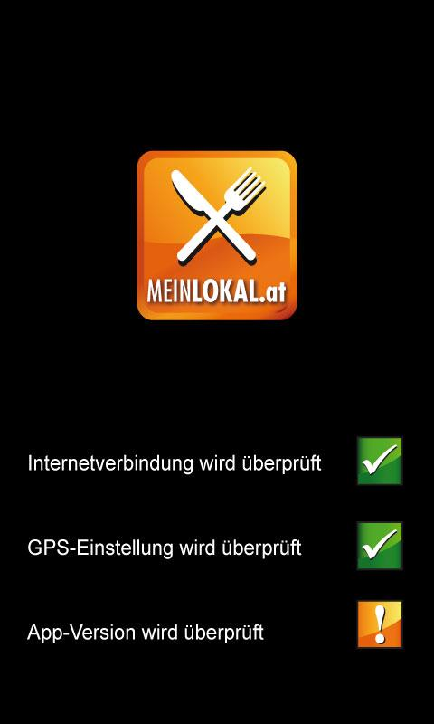 Menüs & Events von Restaurants- screenshot