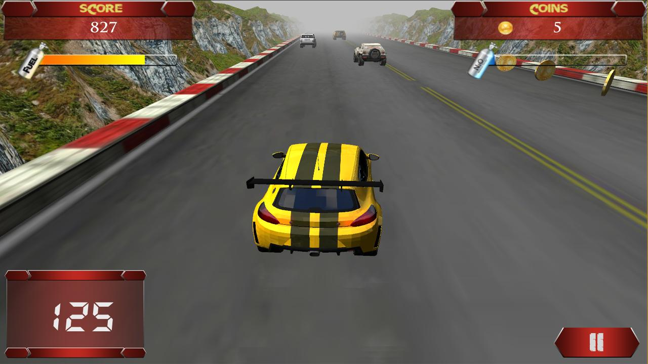 SpeeD Drive Traffic Rush- screenshot
