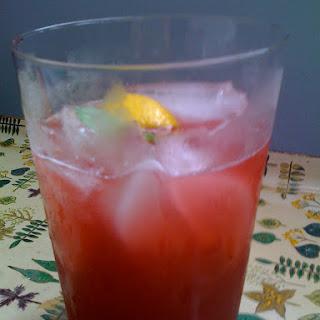 Pomegranate Mixed Drinks Recipes.