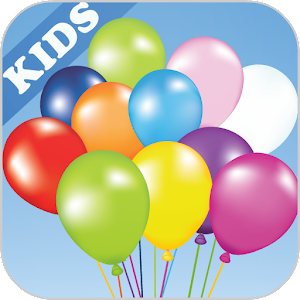 Balloon Popping For Kids for PC and MAC