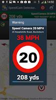 Screenshot of Speed Camera Detector Pro (UK)