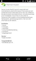 Screenshot of NFN voor naaktrecreatie aanbod