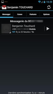 kFreeMobile- screenshot thumbnail