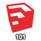 kApp - SketchUp 101 Training icon